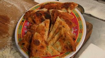 Neighborhood Kitchens: Meyers and Chang's Scallion Pancakes