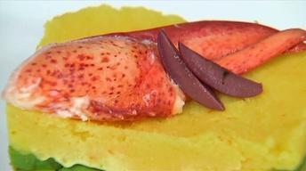 Neighborhood Kitchens: Taranta's Maine Lobster Causa