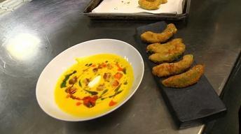 Neighborhood Kitchens: Bristol Lounge's Tomato Gazpacho