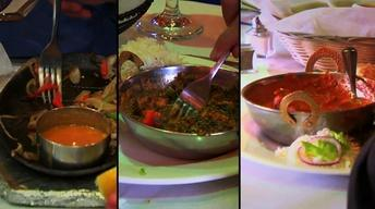 A Visit to Rasoi in Pawtucket, RI with Chef Sanjiv Dhar
