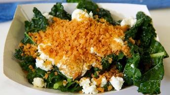 Neighborhood Kitchens: Mei Mei's Kale Salad