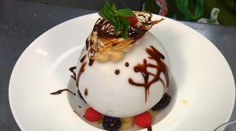 Neighborhood Kitchens: Oishii's Coconut Sphere