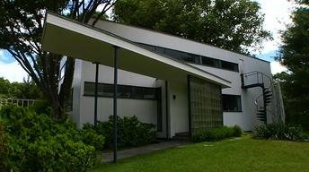 The Gropius House and Julie Burros