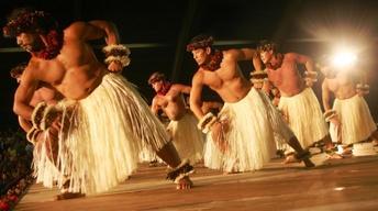 America Reframed: Men of Hula