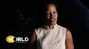 YOUR VOICE, YOUR STORY: Majora Carter