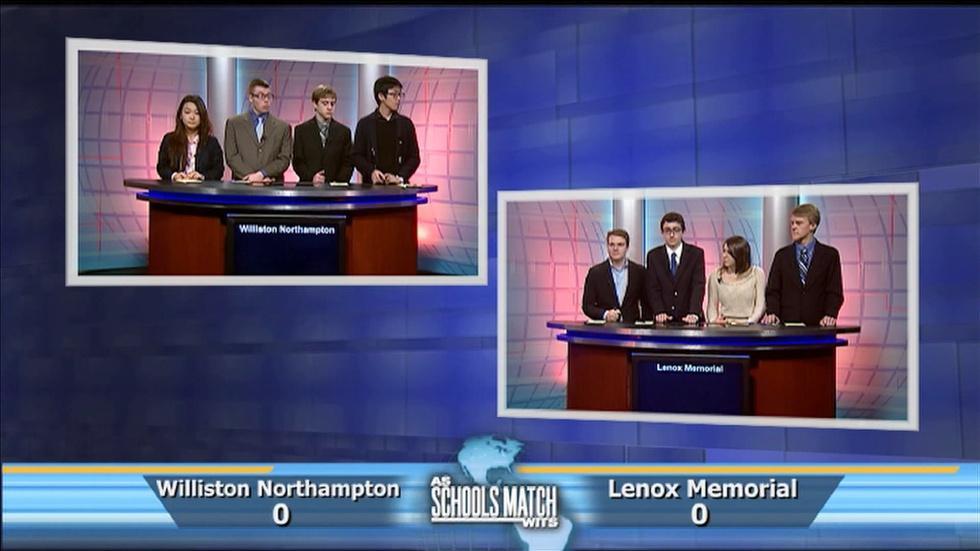 Williston Northampton vs. Lenox Memorial (Mar. 8, 2014) image