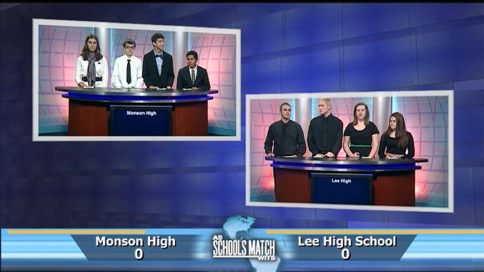 Monson High vs. Lee High School (Apr. 19, 2014) image