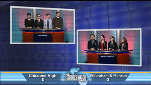 Chicopee High Vs. Wilbraham Monson ( Jan, 10, 2015)