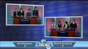 Northampton High Vs. Mt. Greylock ( Feb, 7, 2015)