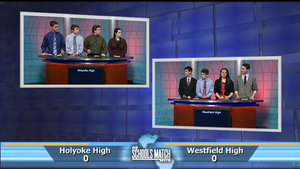 Holyoke High VS. Westfield High   (Sat. Feb 21, 2015)