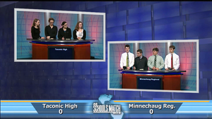 Taconic High Vs. Minnechaug Reg.   (Sat. Feb 27, 2015)