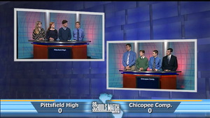 Pittsfield High Vs. Chicopee Comprehensive  ( March 7, 2015)