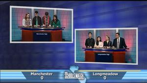Manchester Regional Vs. Longmeadow High  ( March 21, 2015)