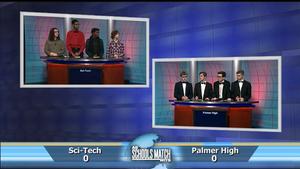 Sci-Tech Vs. Palmer High (March 28, 2015)