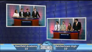 Deerfield Academy vs. Belchertown High (April 4, 2015)