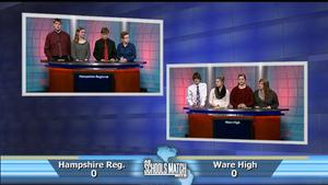 Hampshire Regional  Vs. Ware High  ( April 25, 2015)