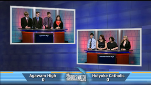 Agawam High  Vs.  Holyoke Catholic  (May 16, 2015)