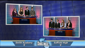 Smith Academy VS. Suffield High (April 18, 2015)