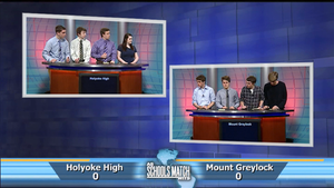 Quarterfinal # 3: Holyoke vs Mount Greylock (Jun 6, 2015)