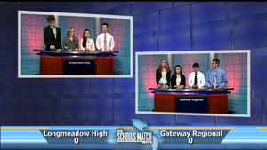 Semifinal #1: Longmeadow High Vs. Gateway Regional (6/13/15)