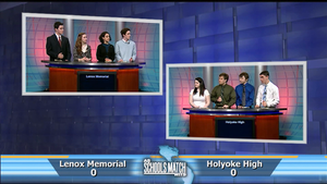Semifinal #2: Lenox Memorial  Vs. Holyoke High  (6/13/15)