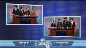 William H. Hall vs. Longmeadow High (Apr. 30, 2016)