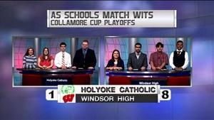 Quarterfinal #1: Holyoke Catholic vs. Windsor (May 7, 2016)