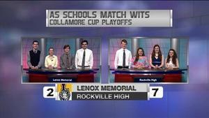 Quarterfinal #2: Lenox Memorial vs. Rockville (May 14, 2016)