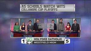 Semifinal #1: Holyoke Catholic vs. Westfield (June 4, 2016)
