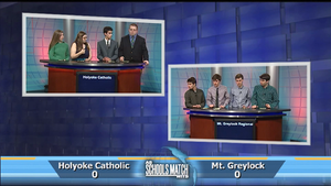 Championship: Holyoke Catholic vs Mt Greylock (Jun 18, 2016)