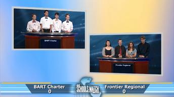 BART Charter vs. Frontier Regional (Feb. 4, 2017)