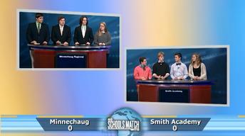 Minnechaug Regional vs. Smith Academy (Feb. 11, 2017)