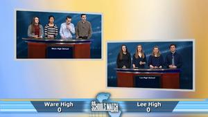 Ware High vs. Lee High (Feb. 25, 2017)