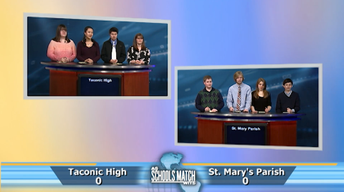 Taconic vs. St. Mary Parish School (March 18, 2017)
