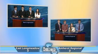 East Longmeadow vs. Amherst Regional (Apr. 22, 2017)