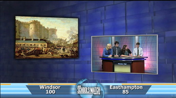 As Schools Match Wits: Windsor High vs. Easthampton High image