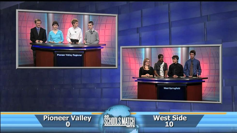 As Schools Match Wits: Pioneer Valley Reg. vs West Springfie image