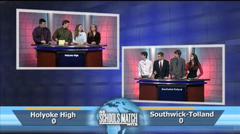 As Schools Match Wits: Holyoke vs. Southwick-Tolland