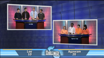 As Schools Match Wits: Lee High vs Agawam High image