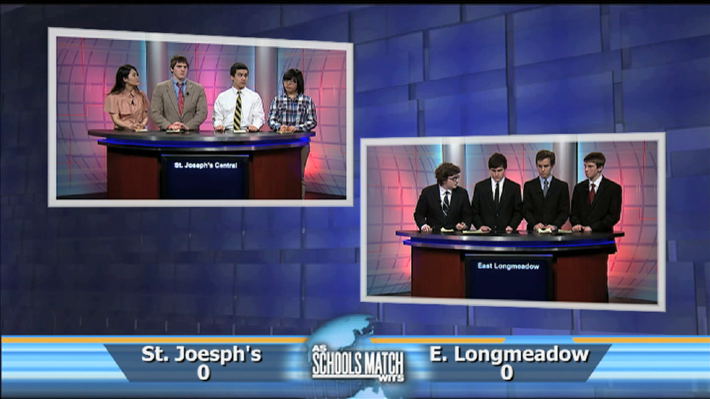 As Schools Match Wits: St. Joseph's vs. East Longmeadow image
