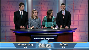 As Schools Match Wits: Minnechaug Regional vs. Enfield High image