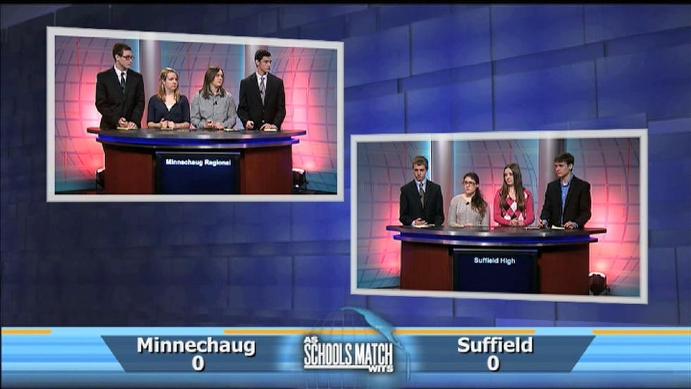 Quarterfinal #2: Minnechaug Regional vs. Suffield image