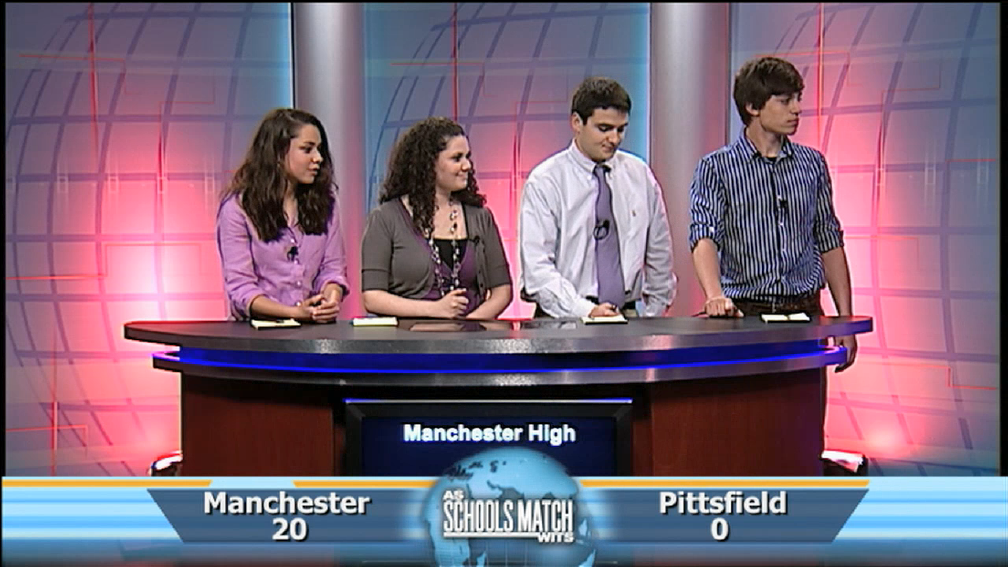 Quarterfinal #3: Manchester vs. Pittsfield image