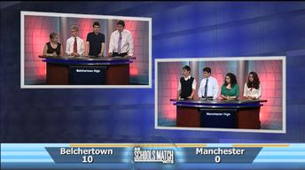 Semifinal #1: Belchertown vs. Manchester