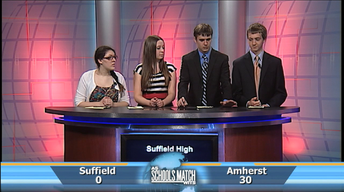Semifinal #2: Amherst vs. Suffield