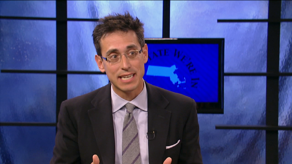 The State We're In: Evan Falchuk (Nov. 9, 2013) image