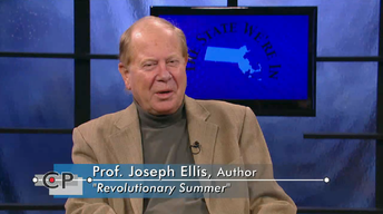 The State We're In: Joseph Ellis (Nov. 29, 2013) image