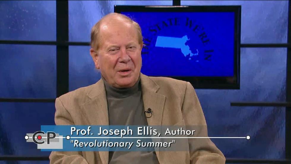 The State We're In: Joseph Ellis (Nov. 29, 2013) image