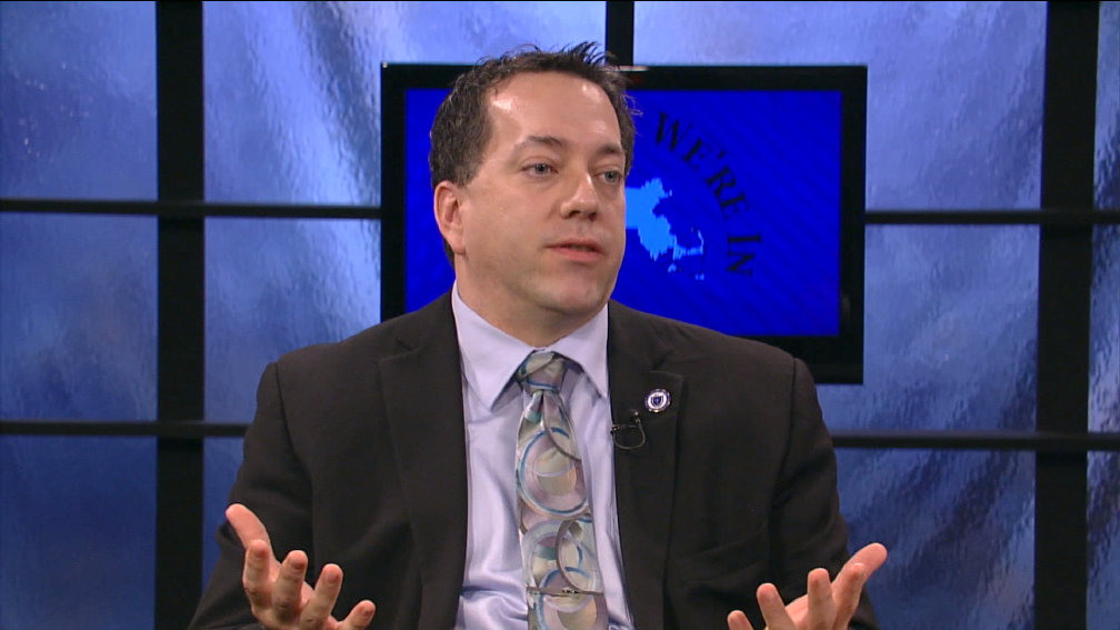 The State We're In: State Rep. Aaron Vega (Jan. 17, 2014) image