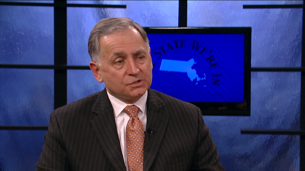 The State We're In: Mayor Richard Kos (Feb. 28, 2014) image